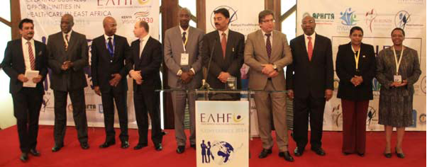 Creating Business Opportunities in Healthcare in East Africa
