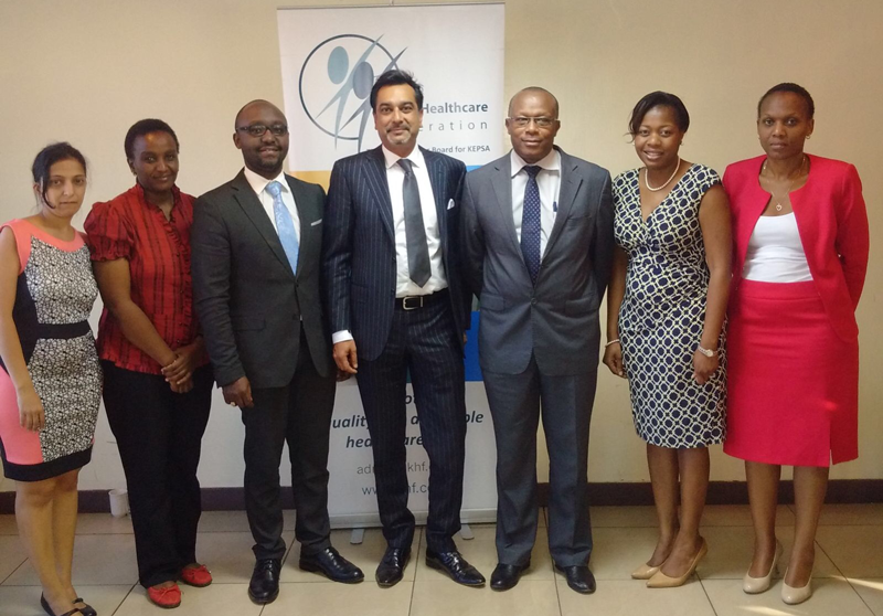 Kenya Healthcare Federation elects new Chairmen and Board at AGM