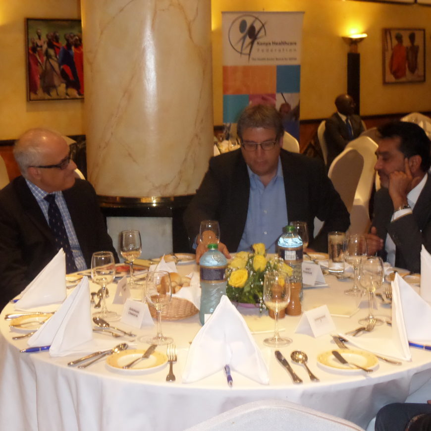 Kenya Healthcare Federation holds its end year Members meeting
