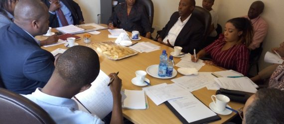 Healthcare Financing Committee Meets to Strategize on 2018 Key Focus Areas