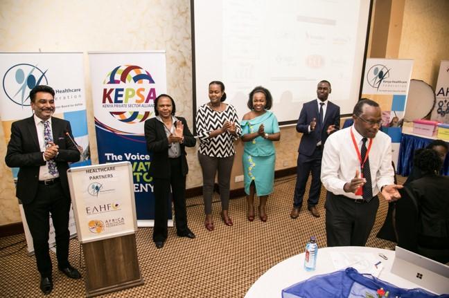 Kenya Healthcare Federation hold 10th AGM