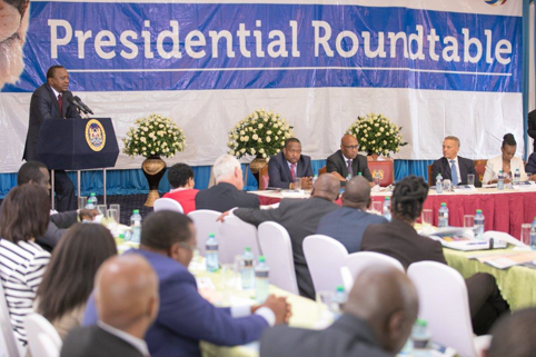 Kenya Presidential Round Table