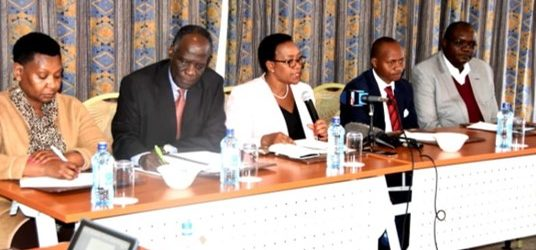Private Health Sector holds an engagement with Health Benefit Advisory Panel