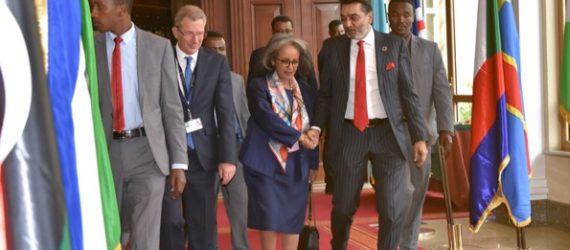 African Leadership Meeting