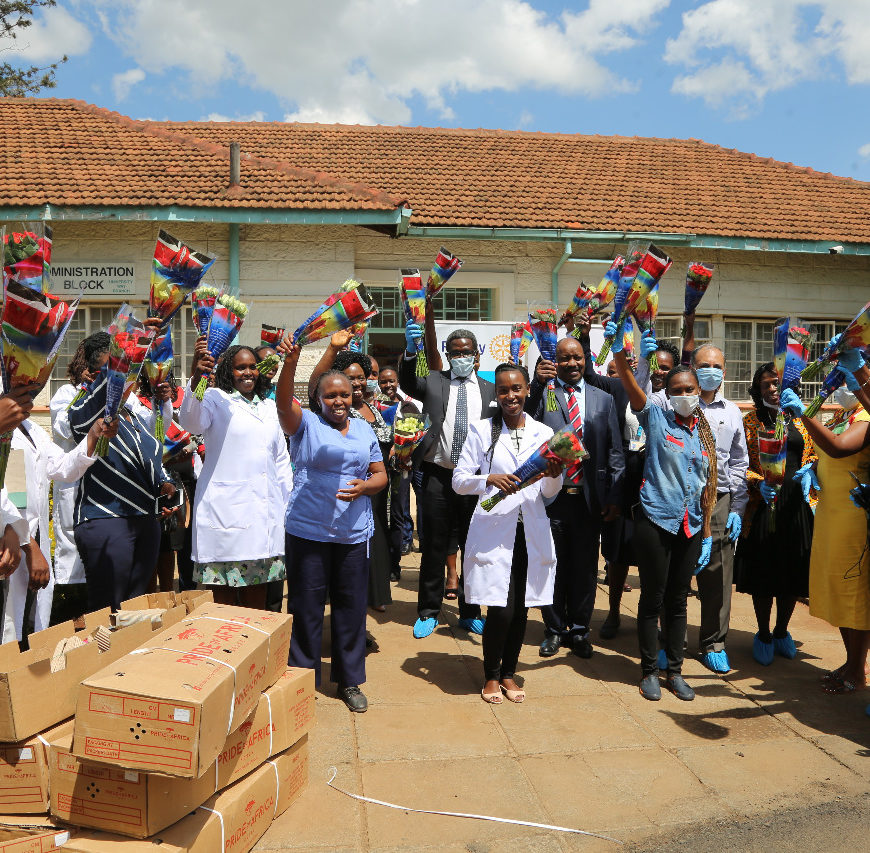 KEPSA Launches Flowers Of Hope Campaign Under COVID-19 response